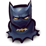 Comics-Batman-icon