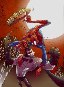 Batman_vs_Spiderman_by_marespro13